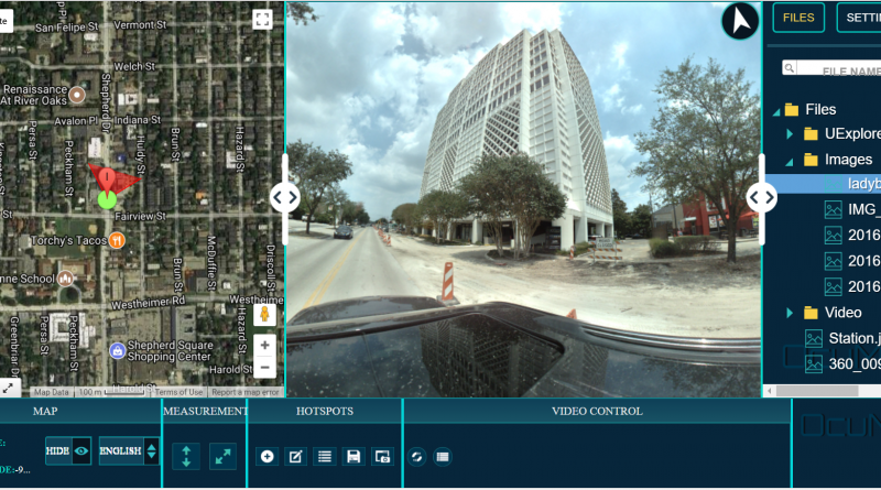 Mobile Mapping Software