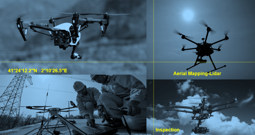 Drone Mapping Technology- 5 things to evaluating an effective drone mapping project. from hadrware, software to data delivery. Reality IMT Houston, Texas