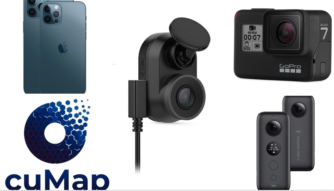 GPS cameras of 2020